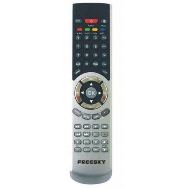 Controle Remoto Freesky The Rock HD