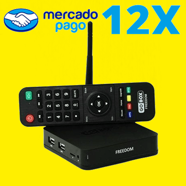 GoBox Freedom 4K ACM na internet