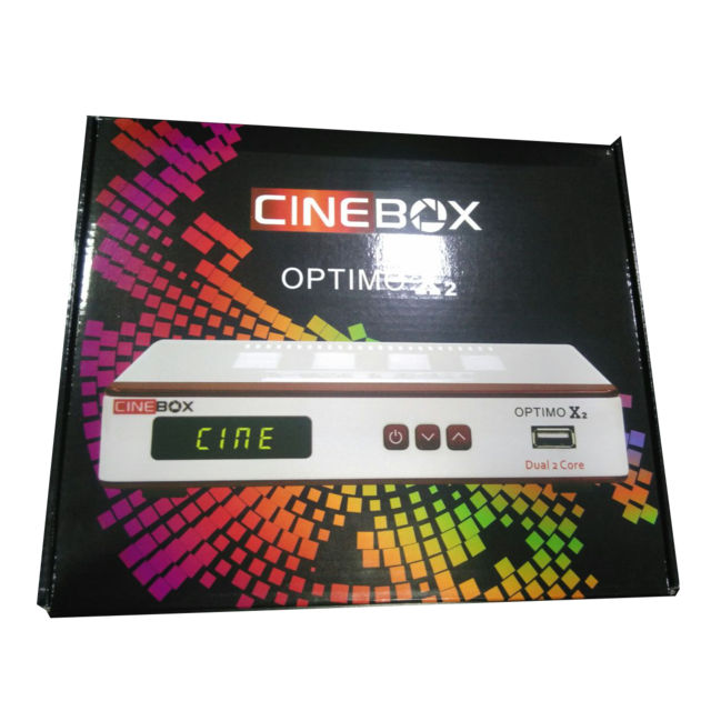 Cinebox Optimo X2 ACM WiFi - comprar online