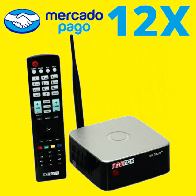 Cinebox Optimo Plus ACM na internet