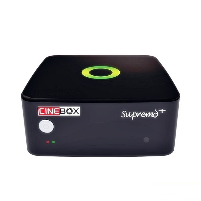Cinebox Supremo+ Plus ACM - loja online