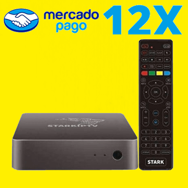 Stark IPTV H265 PlayBack na internet