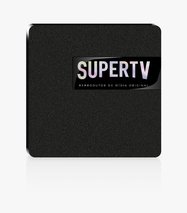 Supertv Black Ultra HD 4k IPTV - loja online