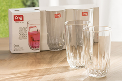 Vaso Caesar 350ml set x3