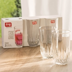 Vaso Caesar 350ml set x3 en internet