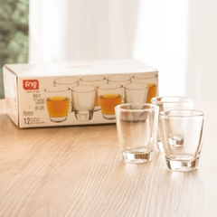 Vaso Boston shot 29ml set x12 en internet