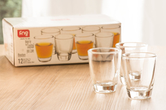 Vaso Boston shot 29ml set x12