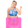 BIQUÍNI STRAPPY COM BOJO PLUS SIZE AZUL ROYAL na internet