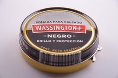 POMADA WASSINGTON 60G. NEGRO