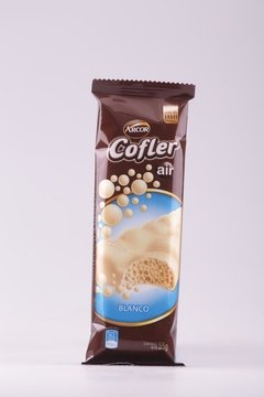 CHOCOLATE COFLER CON ROCKLETS 100g