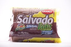 GALLETITAS GRANIX SALVADO SIN SAL LIGHT