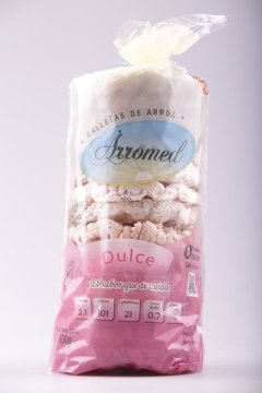 GALLETA DE ARROZ ARROZEN DULCE 100g