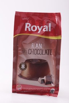 FLAN ROYAL SOBRE CHOCOLATE 60g