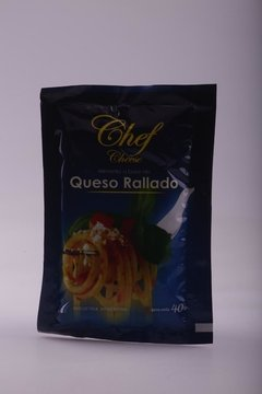 QUESO RALLADO CHEF CHESSE 40G