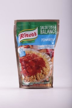SALSA KNORR LIGHT POMAROLA 340G