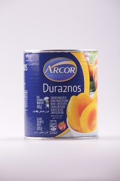 DURAZNO NATURAL ARCOR 850g