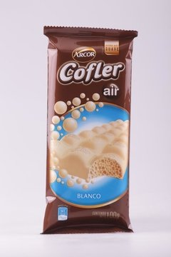 CHOCOLATE BLANCO COFLER AIR 100g