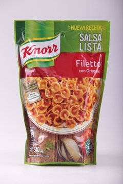SALSA FILETTO KNORR 340g