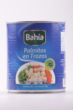 PALMITOS BAHIA TROZOS NATURAL 800G