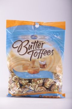 CARAMELOS ARCOR BUTTER TOFFEE LECHE 150g