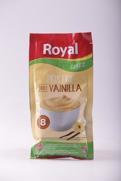 POSTRE ROYAL SOBRE LIGHT VAINILLA 43g