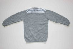 Sweater guarda (gris) 480120 - Ines Meyer - Tienda Online