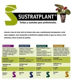 Sustrato Potting - ideal para cultivo en contenedores en internet