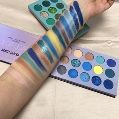 Imagem do Paleta de Sombras Color Board 60 cores - Beauty Glazed