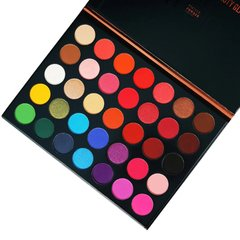 Paleta de Sombras Color Studio 35 Cores - Beauty Glazed