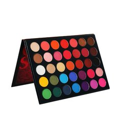 Paleta de Sombras Color Studio 35 Cores - Beauty Glazed - comprar online