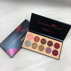 Paleta de Sombras Glitz Glam Eyeshadow - Beauty Glazed