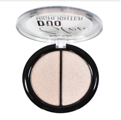 Iluminador Glow Duo Highlighter Cor 01 - Ruby Rose - comprar online