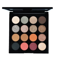Kit de Sombras + Primer The Cocoa 15 cores - Ruby Rose - comprar online
