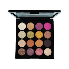 Kit de Sombras + Primer The Honeymoon 15 cores - Ruby Rose