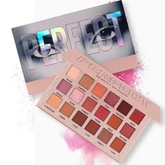 Paleta de Sombras 18 Cores Perfect - Beauty Glazed - comprar online