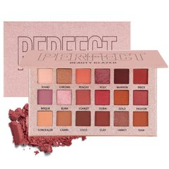 Paleta de Sombras 18 Cores Perfect - Beauty Glazed