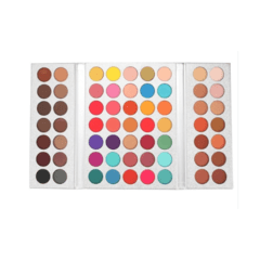 Paleta de sombras Gorgeous Me 63 cores  - Beauty Glazed na internet