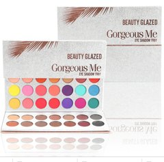 Paleta de sombras Gorgeous Me 63 cores  - Beauty Glazed