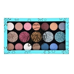 Paleta de Sombras e Glitter Party Girls - Ruby Rose - comprar online