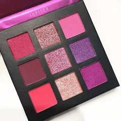 Paleta de Sombras Jupter 9 Cores  - Beauty Glazed