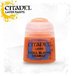 TINTA CITADEL - LAYER TROLL SLAYER ORANGE
