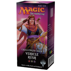 Challenger Deck - Vehicle Rush - comprar online
