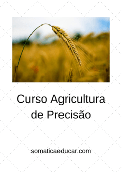 Curso Profissionalizante Agricultura de Precisão