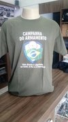 Camiseta Campanha Do Armamento