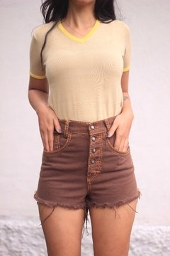Hot Pants Brown