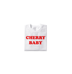Camiseta Cherry Baby na internet