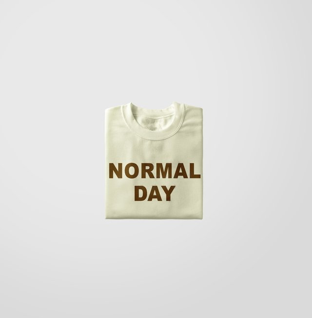 Camiseta Normal Day - comprar online
