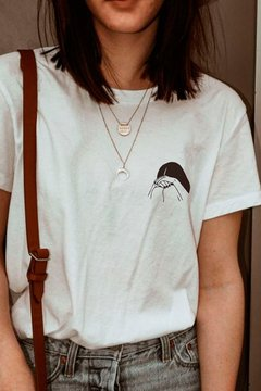 Camiseta Sad Girl