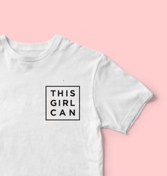 Camiseta This Girl Can