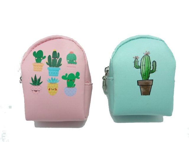 87b08d95d6 Porta moeda Cactus - Comprar em Petit Papelaria Fina